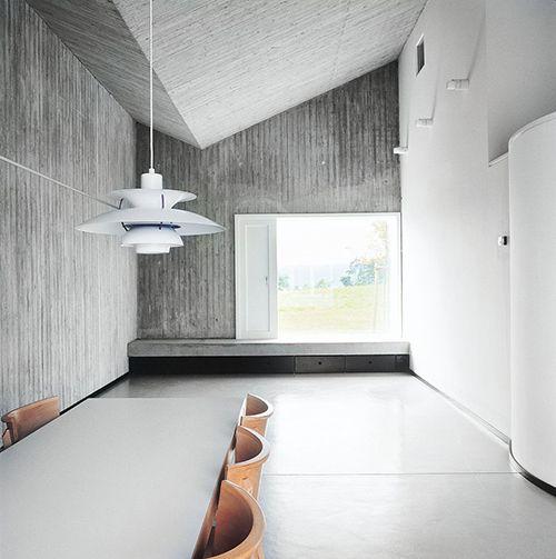 La arquitectura de la luz de Poul Henningsen