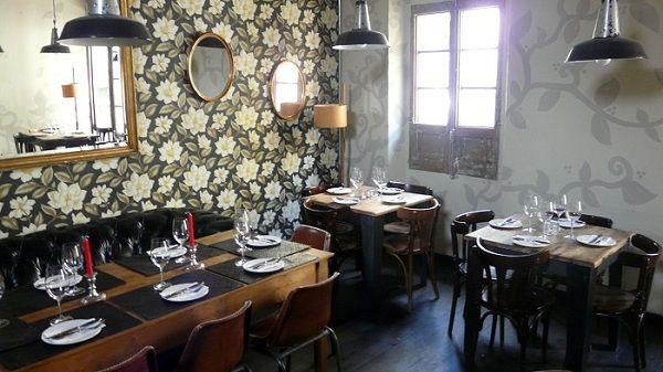 Restaurante El Canalla y El Villano en Barcelona