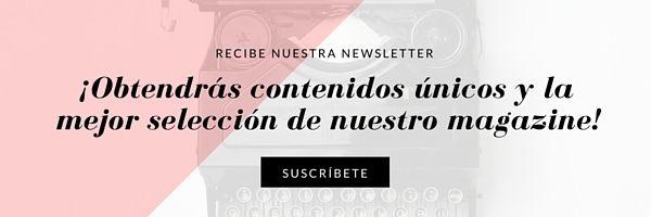Recibe nuestra newsletter (1)