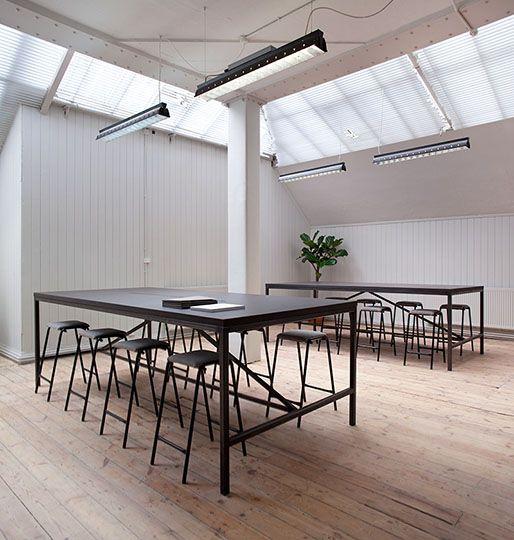 Estudio Post-office, el centro del diseño londinese creado por Philippe Malouin