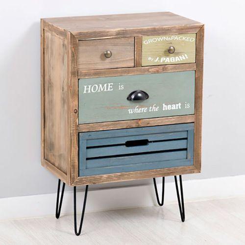 Original mesa de madera