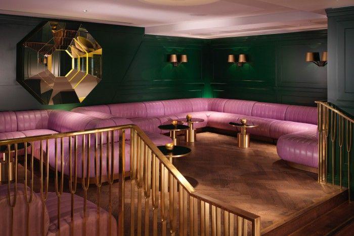 bar dandelyan londres hotel mondrian sofas rosas