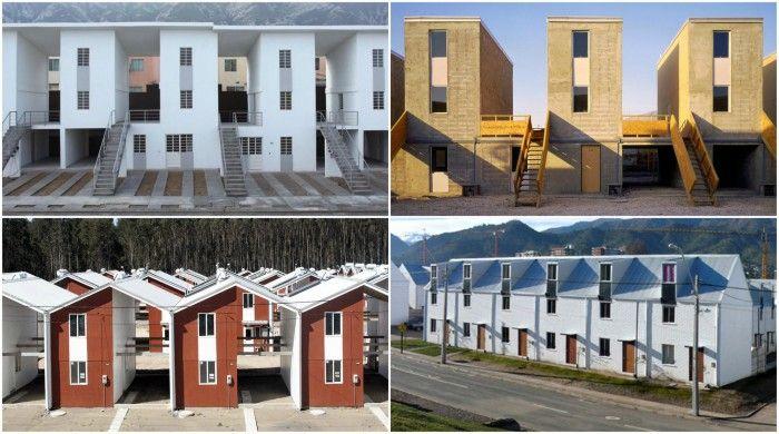 viviendas sociales expansibles chile alejandro aravena premio pritzker 2016 arquitecto chileno
