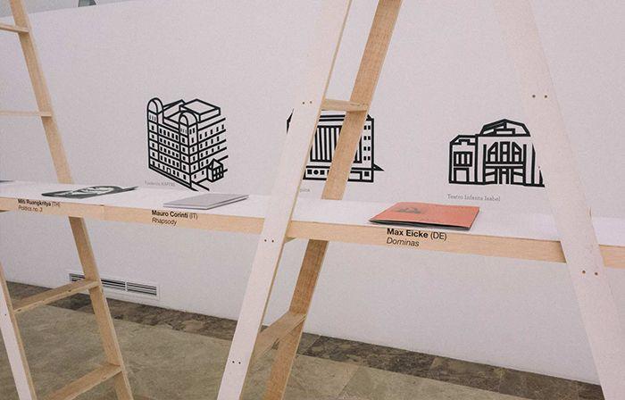 kassel photobook dummy exhibition ied Madrid
