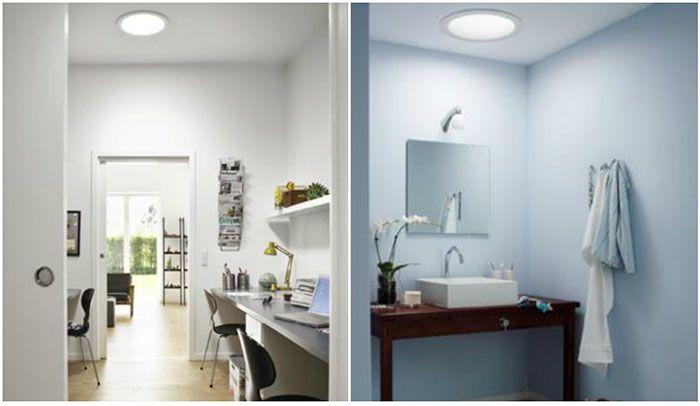 VELUX, luz natural que llega por un tubo a todos los rincones de tu casa