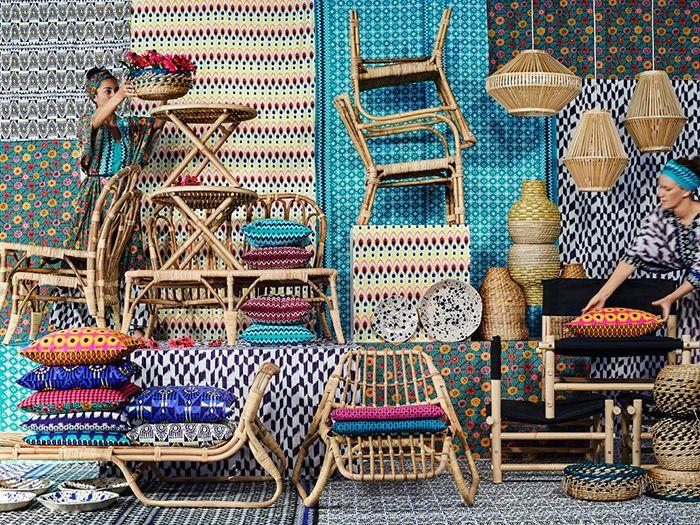 """IKEA se decanta por el estilo bohemio para la nueva edición limitada """"JASSA"""""""