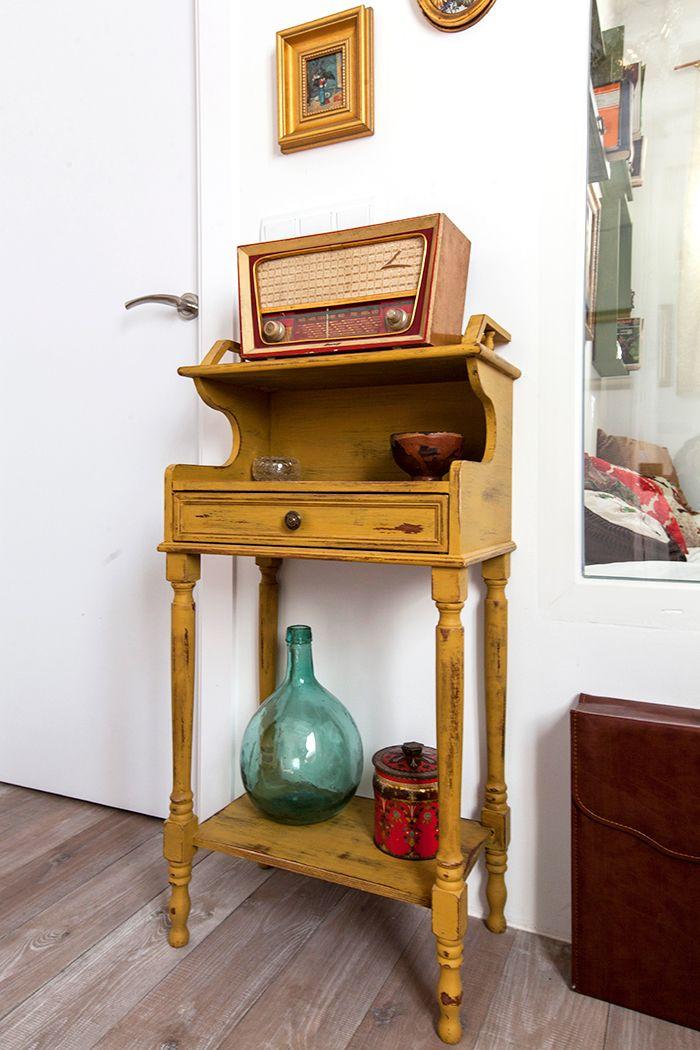 mueble restauracion judith madera malasaña
