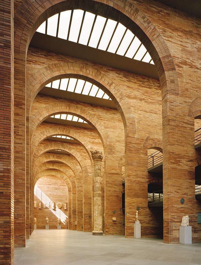 merida museo arte romano rafael moneo