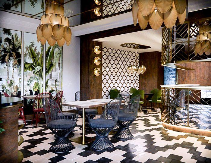 sala techos altos restaurante indio mas bonito madrid