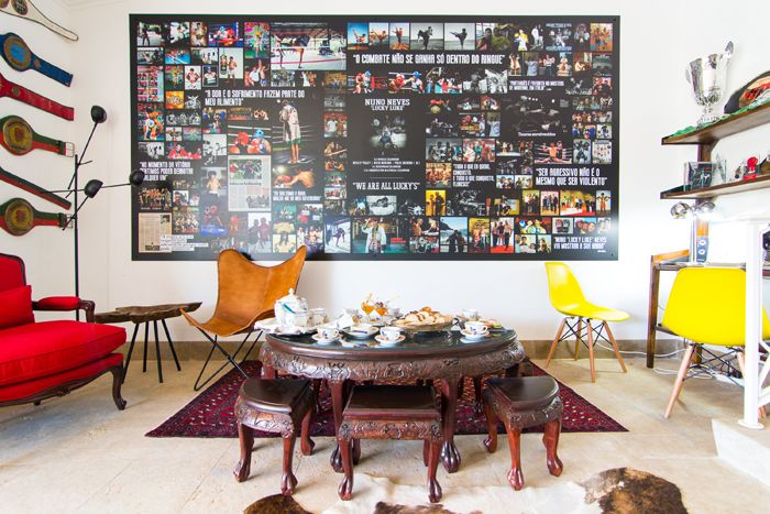 Lucky´s Guest House, un alojamiento de inspiración tailandesa