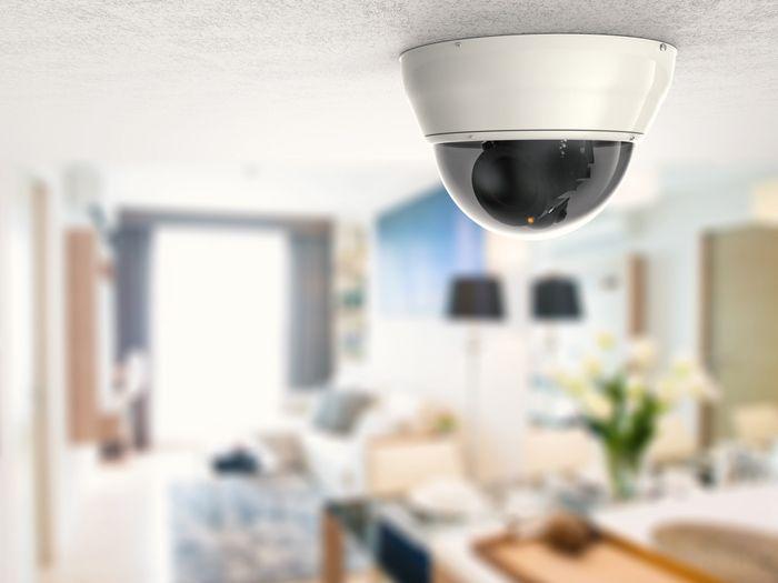 Cómo integrar las cámaras de seguridad en la decoración de un negocio