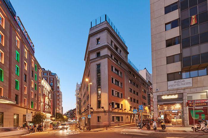 ubicacion del hotel