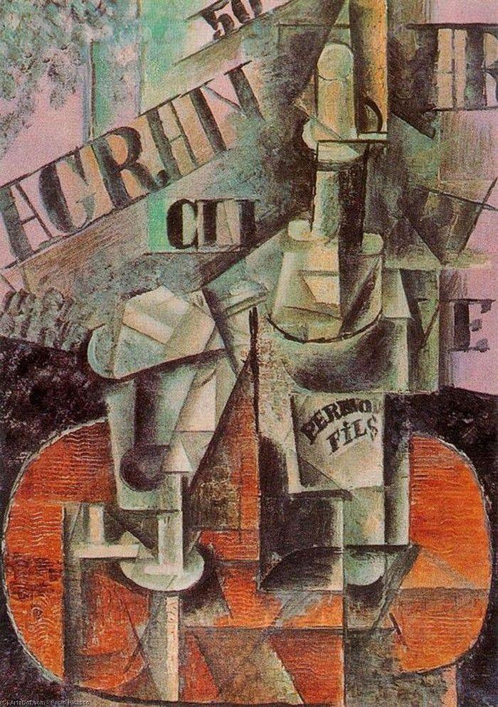 botella pernod