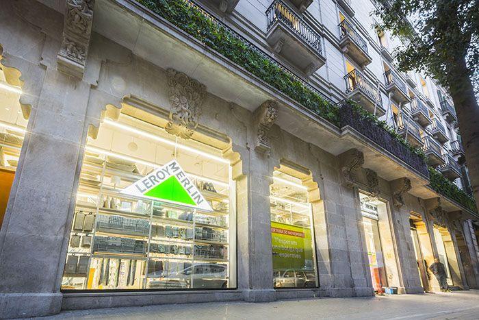tienda leroy merlin barcelona