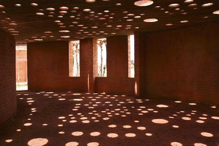 Francis Kéré en Madrid: un punto de vista sostenible en la arquitectura