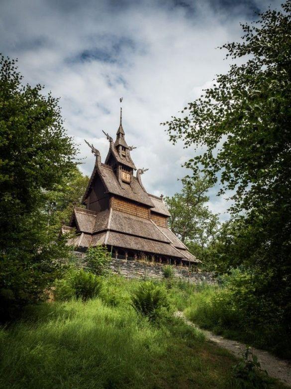stavkirke noruega