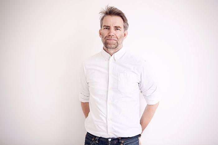 Design Pro retrato diseñador Jan Boelen