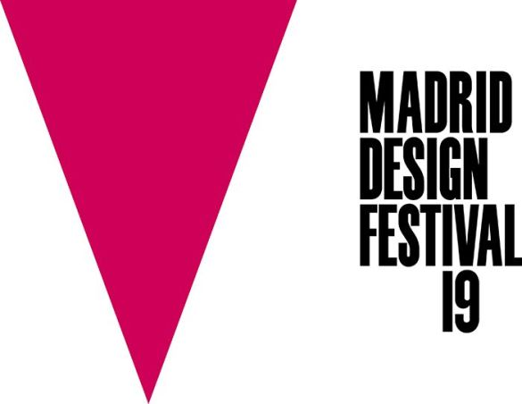 logotipo madrid design festival 2019