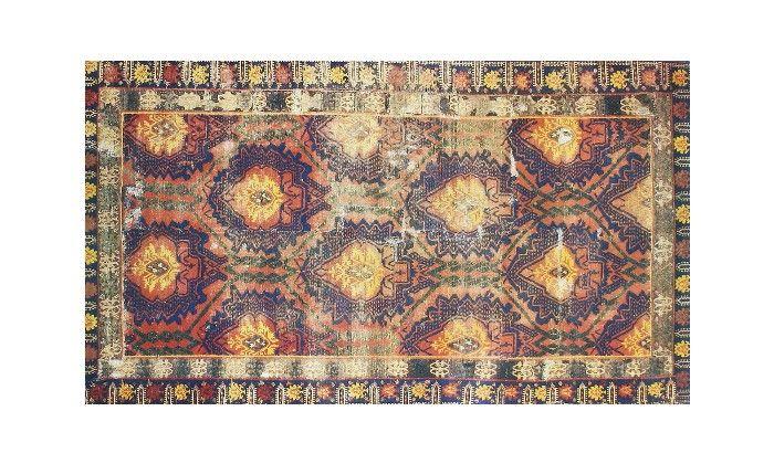 alfombra española museo nacional de artes decorativas
