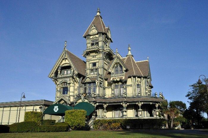 carson arquitectura victoriana