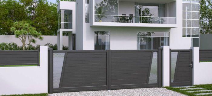 puerta casa exterior