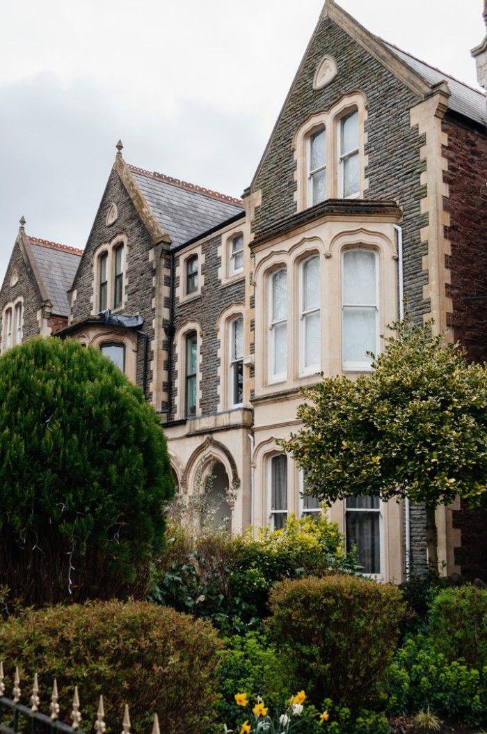 fachada casa victoriana