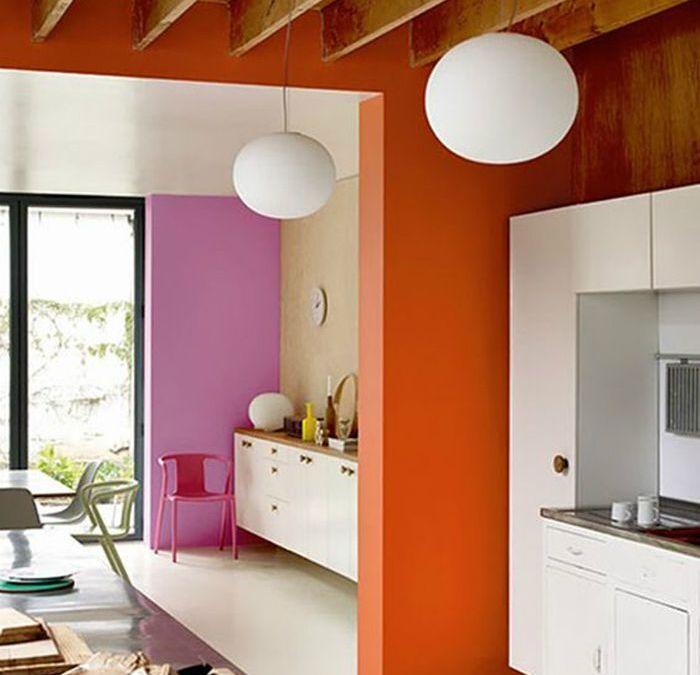 Color Block, la tendencia que no puede faltar en tu decoración
