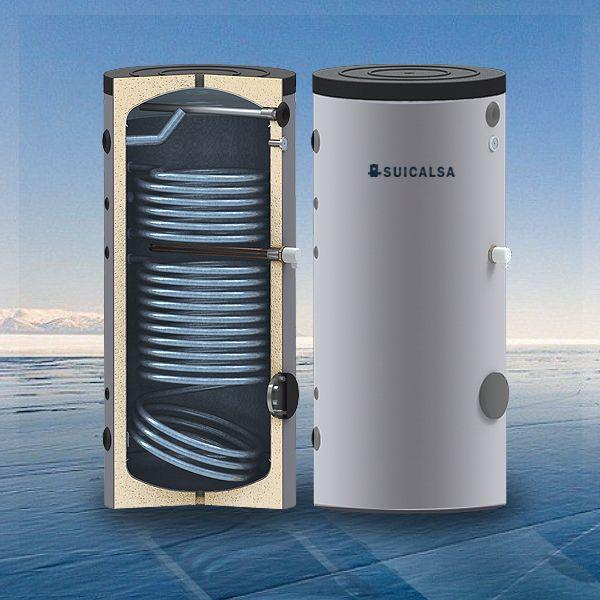 calentador agua energia solar