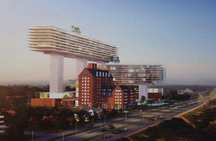 El arquitecto uruguayo Rafael Viñoly vuelve a su país para la creación de un lujoso casino