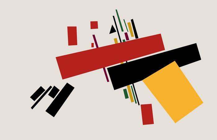 pintura geometrica minimalista