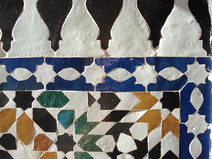 ceramica arabe decoracion