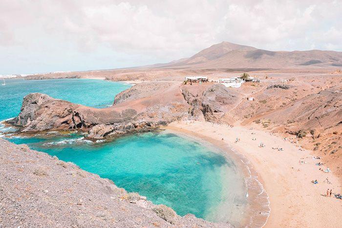 Las mejores playas de Lanzarote