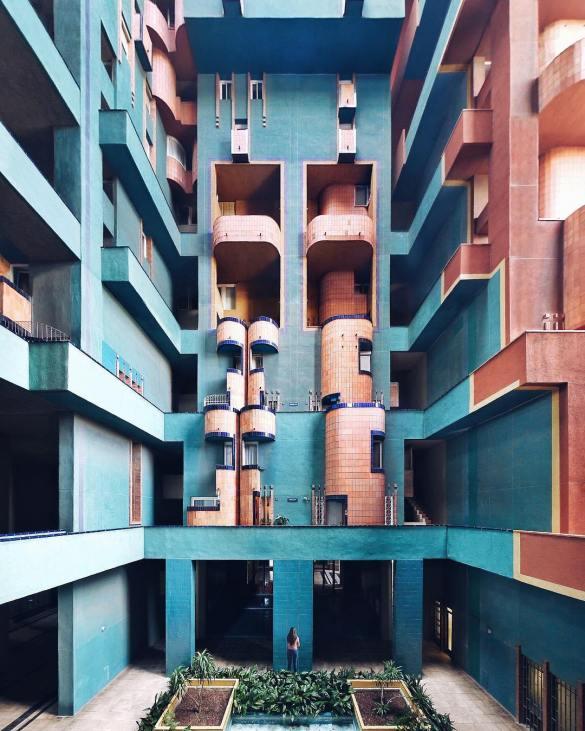 arquitectura brutalista en españa