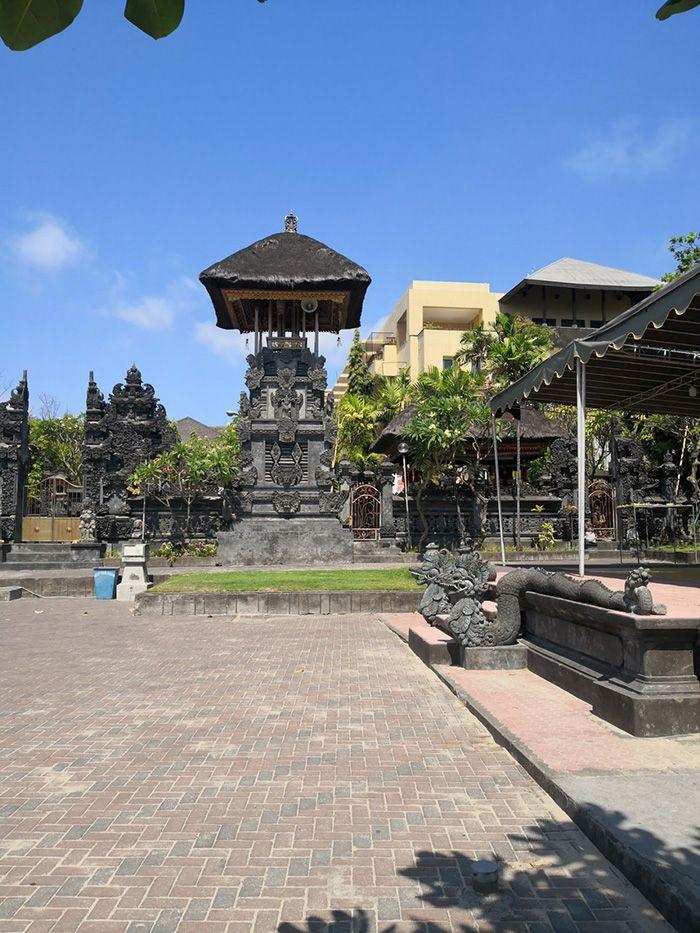 Templo balines en kuta