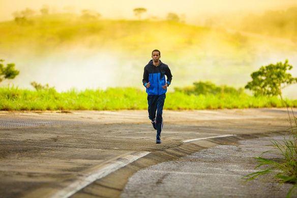 runner en australia
