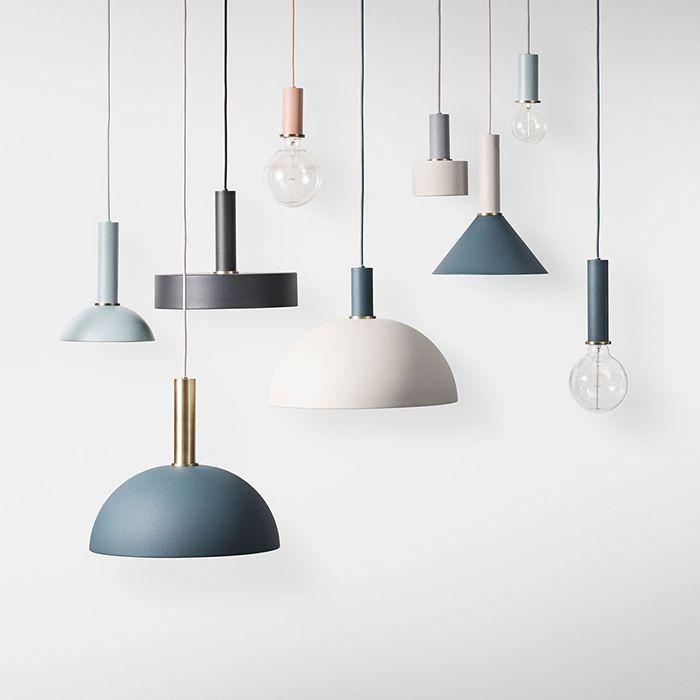 coleccion lamparas escandinavas