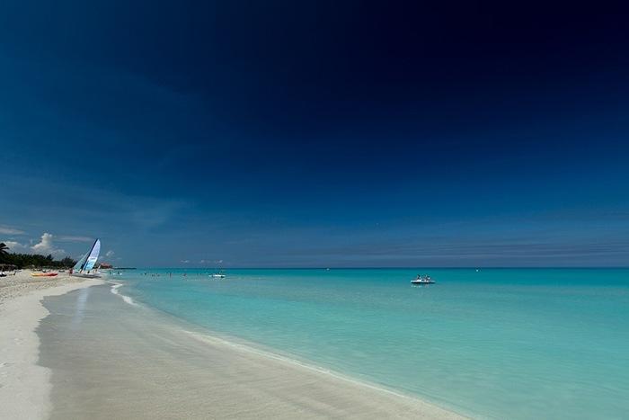 playa paradisiaca varadero