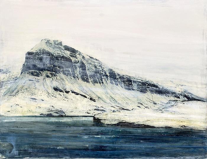 Exposición del pintor Juan Luque en la Galería Ansorena