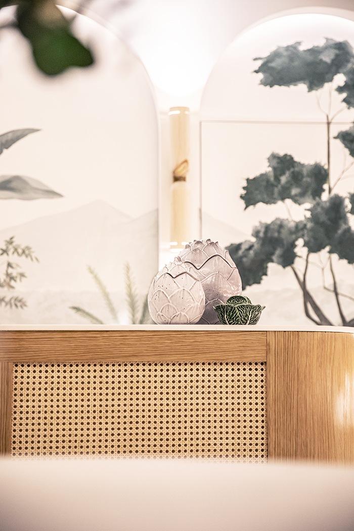 ceramica decorativa expositores casa decor 2020