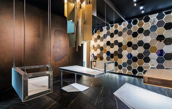 Galería de Arte Laminam-Cristina Amigo-Foto Luis Hevia