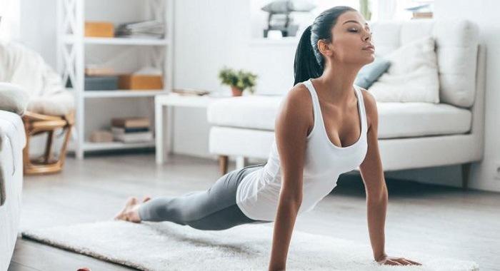 #YoMeQuedoEnCasa: Ponte en forma con estos ejercicios desde tu hogar