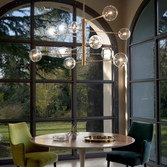 diseño de interiores 2020 lamparas