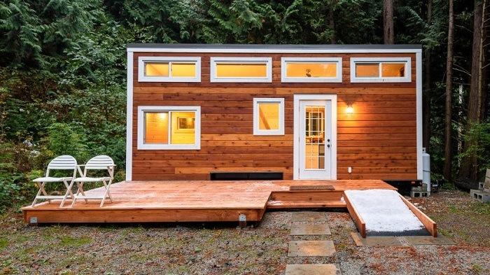 Tiny Houses. Minimalismo como un estilo de vida