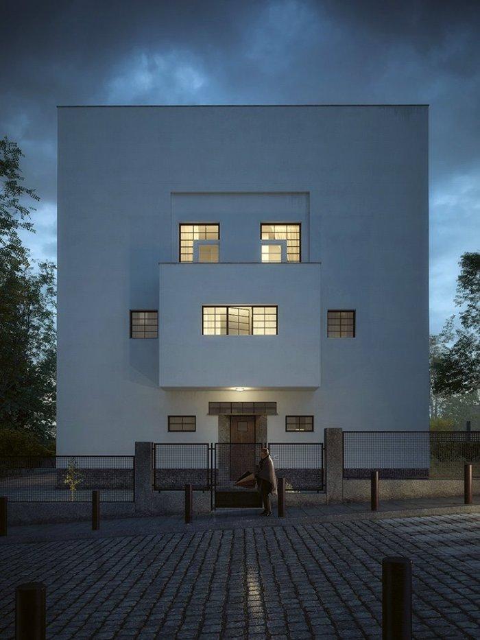 arquitectura viena loos