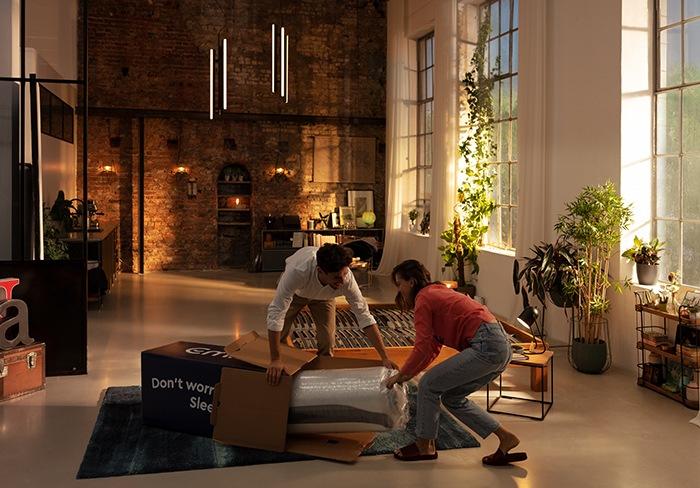 compra de tu colchón online unboxing viscolastica