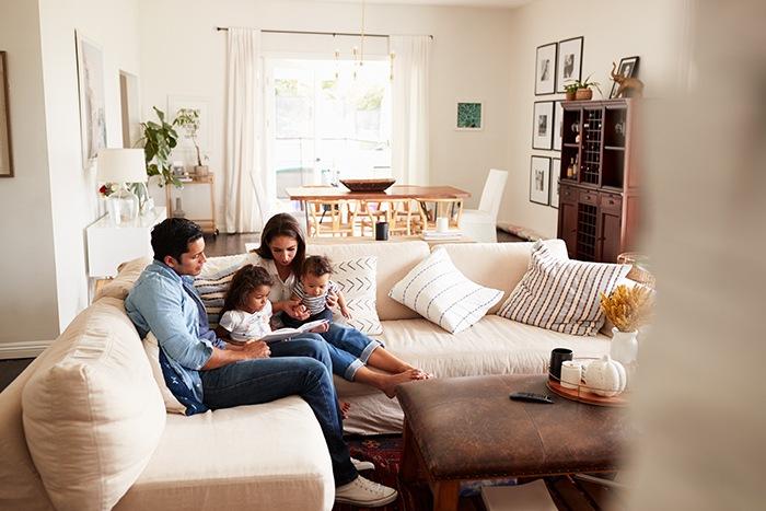 afrontar el desconfinamiento cuarentena en familia