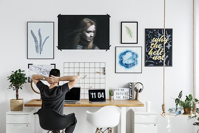 multipotencialidad oficina trabajo