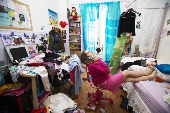 Organizar tu habitación