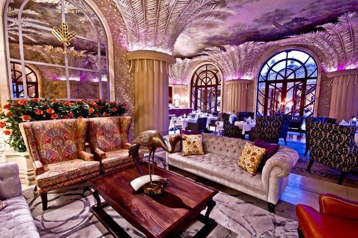 Interior del casino Sun City Resort