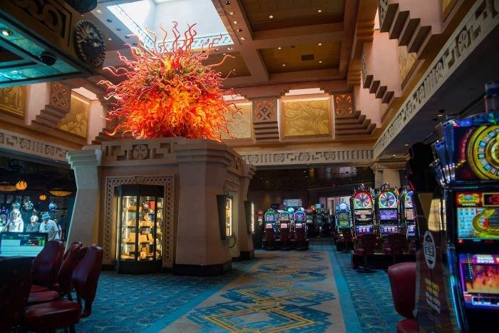 Uno de los casinos más famosos del mundo